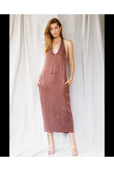Iris Halterneck Dress